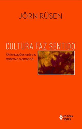 Cultura faz sentido, livro de Jörn Rüsen