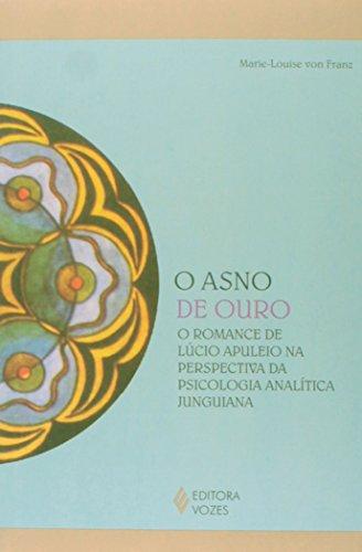 Asno de Ouro (O), livro de Marie-Louise Von Franz
