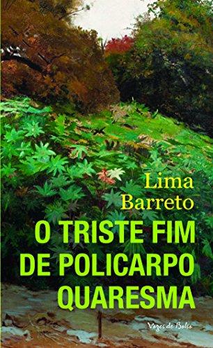 O Triste Fim de Policarpo Quaresma, livro de Lima Barreto