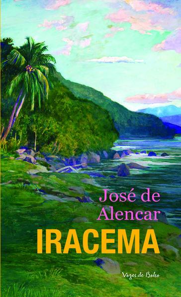 Iracema, livro de José de Alencar