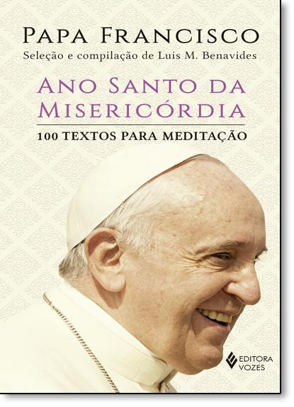Ano Santo da misericórdia, livro de Luis M. Benavides