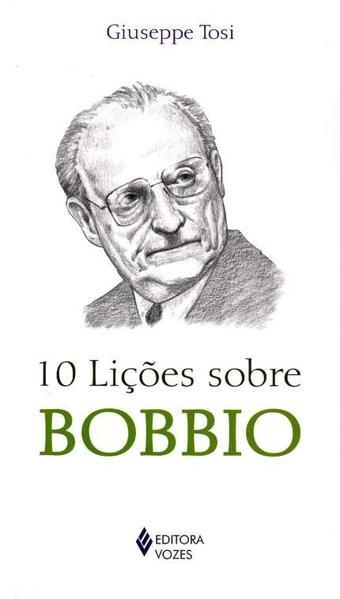 10 lições sobre Bobbio, livro de Giuseppe Tosi