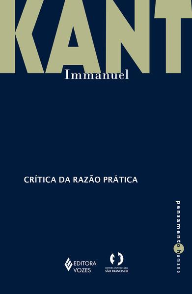 Crítica da razão prática, livro de Immanuel Kant