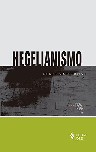 Hegelianismo, livro de Robert Sinnerbrink