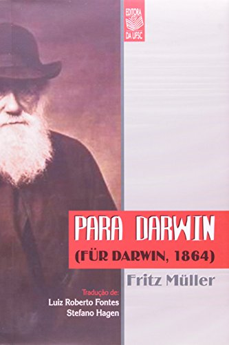 PARA DARWIN (Für Darwin, 1864), livro de FRITZ MÜLLER