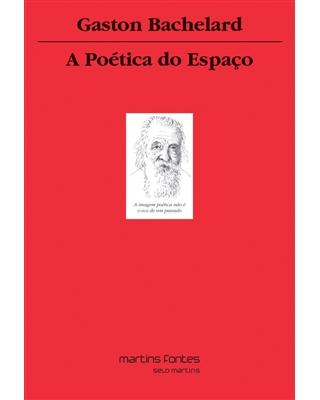 A poética do espaço, livro de Bachelard, Gaston