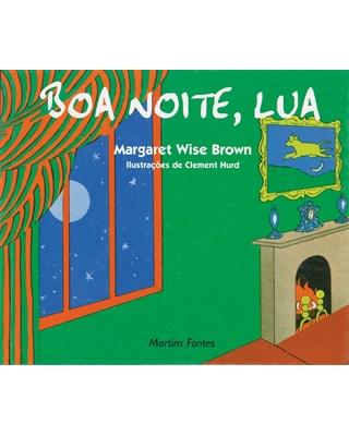 Boa Noite, Lua, livro de Brown, Margaret Wise