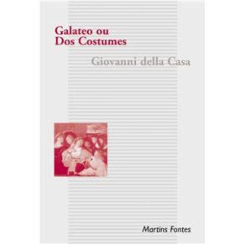 Galateo ou dos costumes, livro de Giovanni Della Casa