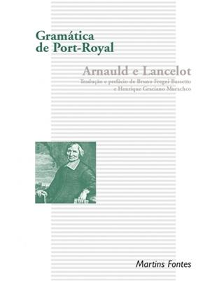 Gramática de Port-Royal, livro de Arnauld, A.