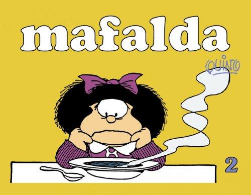 Mafalda Nova - 02, livro de Quino
