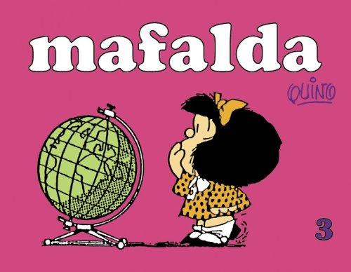 Mafalda Nova - 03, livro de Quino