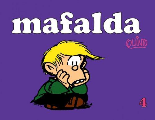 Mafalda Nova - 04, livro de Quino