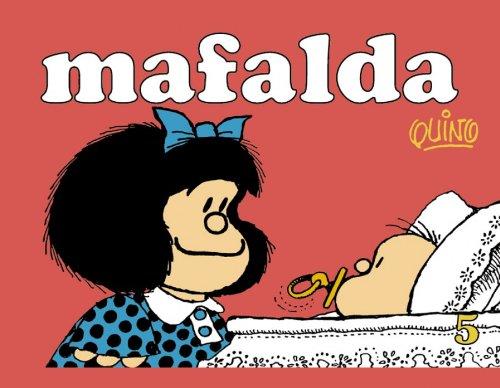 Mafalda Nova - 05, livro de Quino
