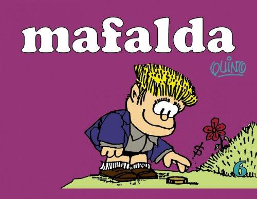 Mafalda Nova - 06, livro de Quino