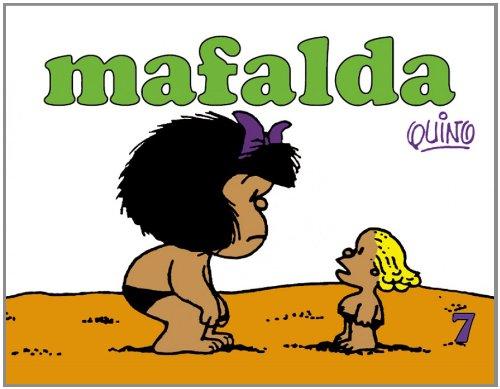 Mafalda Nova - 07, livro de Quino