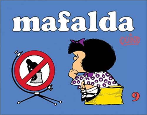 Mafalda Nova - 09, livro de Quino