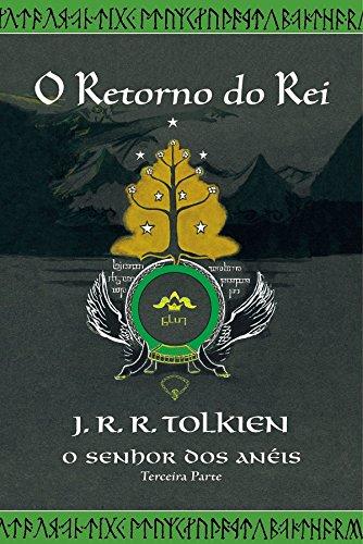 O Retorno do Rei - Volume 3. Série O Senhor dos Anéis, livro de J. R. R. Tolkien