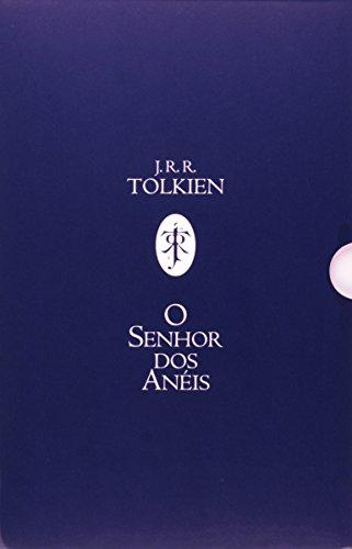 O Senhor dos Anéis - Caixa. Volumes 1, 2 e 3, livro de J. R. R. Tolkien