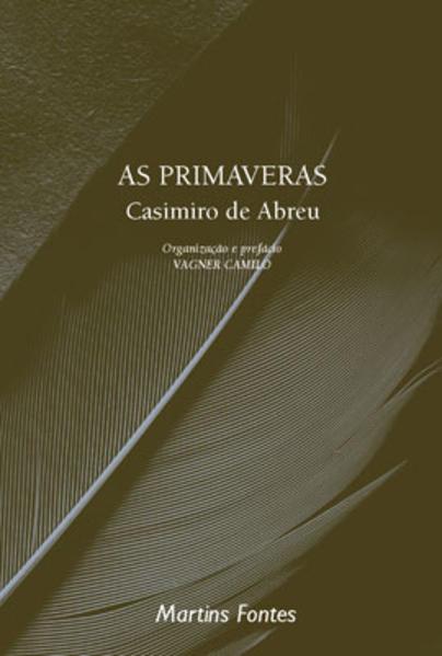 PRIMAVERAS, AS, livro de ABREU, CASIMIRO DE