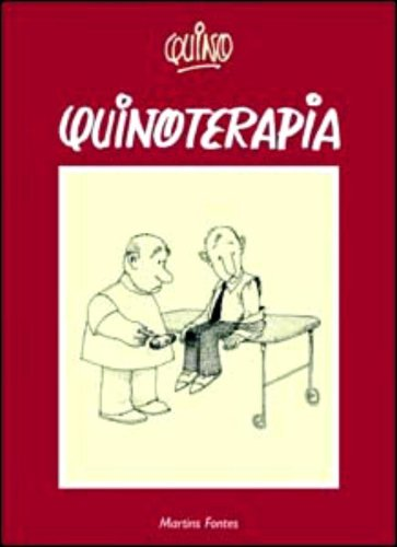 QUINOTERAPIA, livro de QUINO