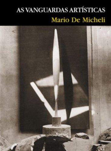 As vanguardas artísticas, livro de Mario de Micheli