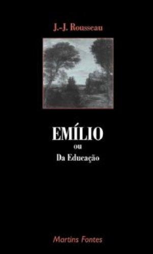 Emílio ou da Educação, livro de Rousseau, Jean-Jacques