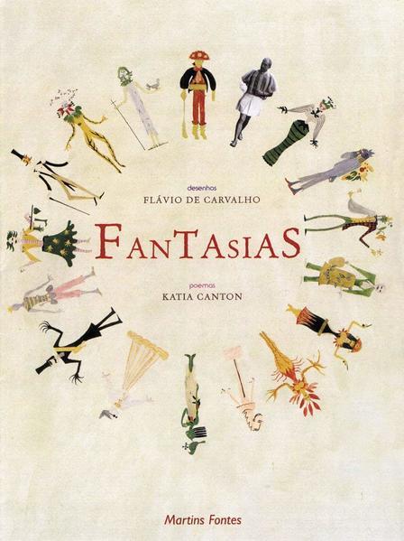 FANTASIAS, livro de CANTON, KATIA