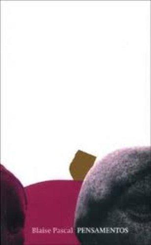 PENSAMENTOS, livro de PASCAL, BLAISE