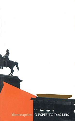 O Espírito das Leis, livro de Charles Louis de Montesquieu