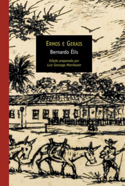ERMOS E GERAIS, livro de ELIS, BERNARDO