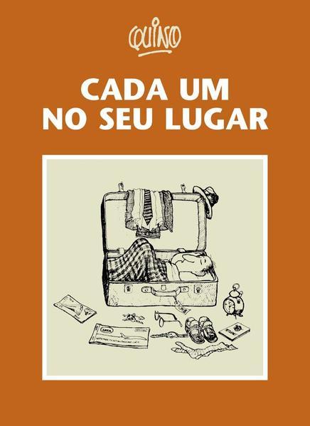 CADA UM NO SEU LUGAR, livro de QUINO