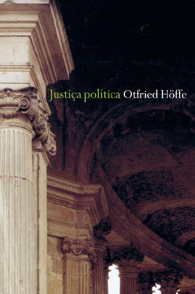 Justiça Política, livro de Otfried Höffe