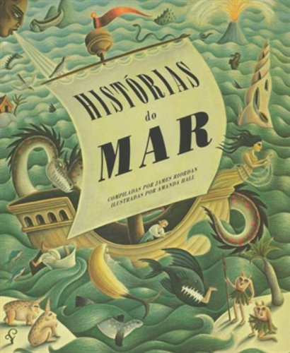 HISTORIAS DO MAR, livro de JAMES RIORDAN