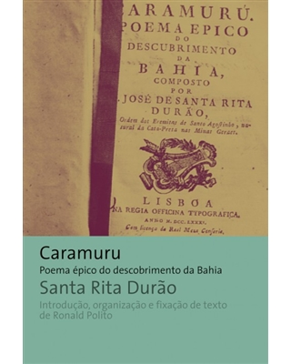 Caramuru, livro de Durão, Santa Rita