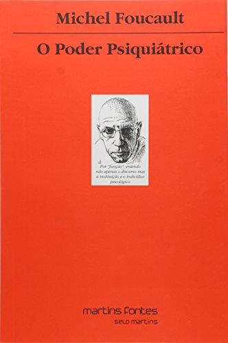 Poder Psiquiátrico, O, livro de Michel Foucault