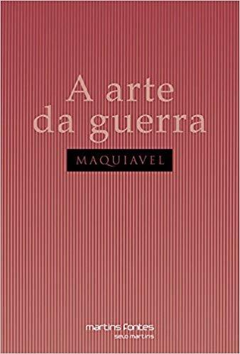 Arte da guerra, A, livro de Maquiavel, Nicolau