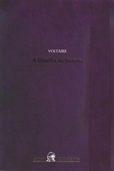 A filosofia da história, livro de Voltaire