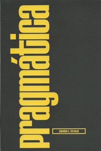 PRAGMÁTICA, livro de LEVINSON, STEPHEN C.