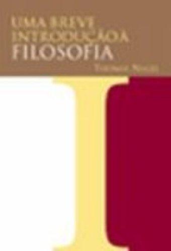 Uma breve introdução à filosofia, livro de Thomas Nagel