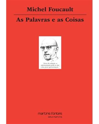 Palavras e as Coisas, As, livro de Michel Foucault