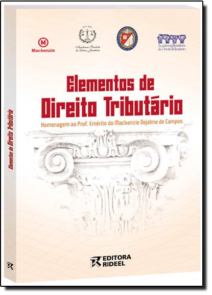 Elementos de Direito Tributário, livro de Vários Autores