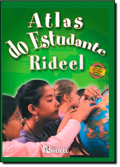 Atlas do Estudante Rideel, livro de Geraldo Francisco Sales