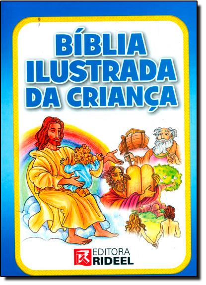 Bíblia Ilustrada da Criança, livro de Ubiratan Rosa