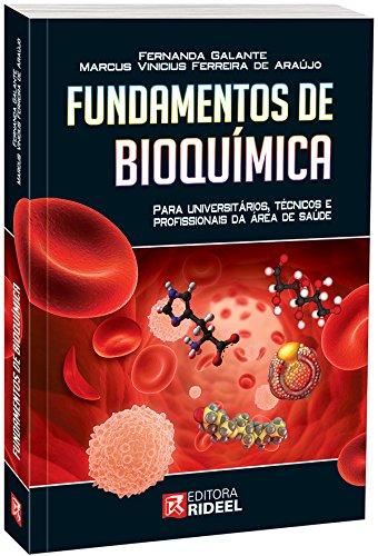 Fundamentos de Bioquímica, livro de Fernanda Galante