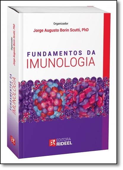 Fundamentos da Imunologia, livro de Jorge Augusto Borin Scutti