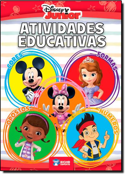 Atividades Educativas, livro de Editora Bicho Esperto
