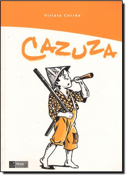 Cazuza, livro de Viriato Corrêa