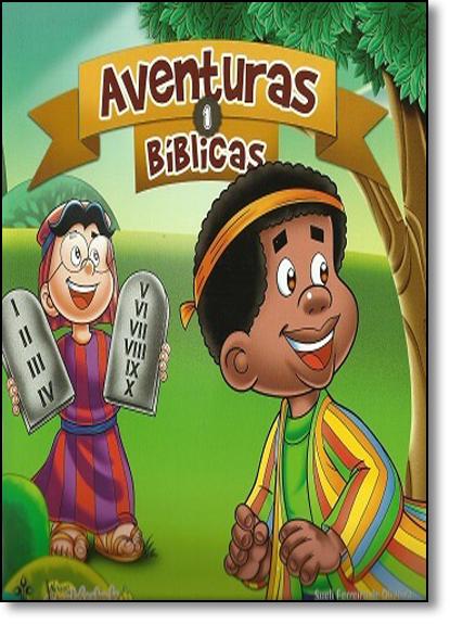 Aventuras Bíblicas - Vol.1, livro de Sueli Ferreira de Oliveira