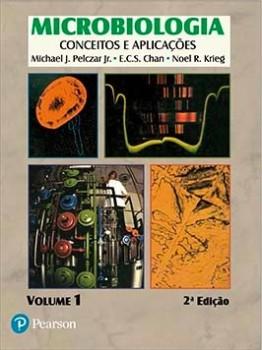 Microbiologia - Conceitos e aplicações, livro de E.C.S. Chan, Noel R. Krieg, Michael J. Pelczar Jr.