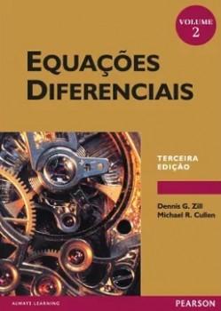 Equações diferenciais - 3ª edição, livro de Michael R. Cullen, Dennis G. Zill